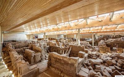 Αποστολή στο Ακρωτήρι της Σαντορίνης: H ιστορία ενός μυστικού αρχαίου πολιτισμού