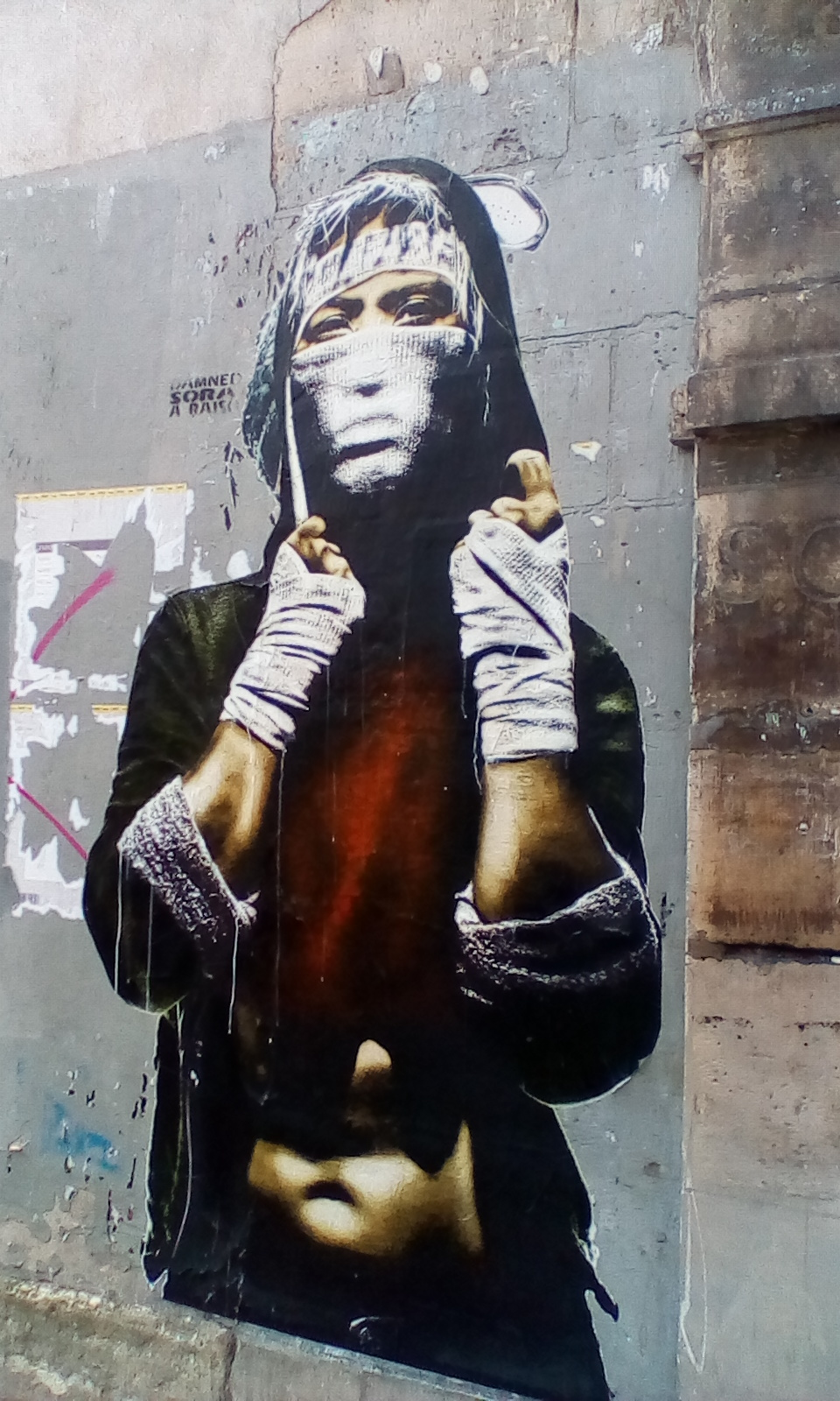 Paris grafiti 18