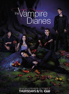 Nonton The Vampire Diaries S3