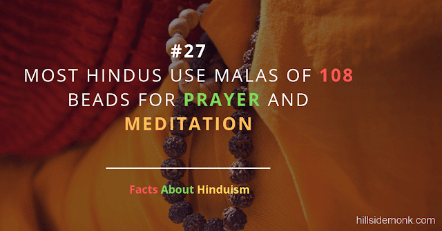 Fact About Hinduism 27 MALAS of 108 beads
