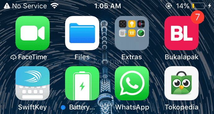 cara ubah story status whatsapp
