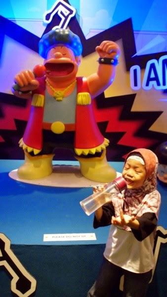 Giant (Takeshi Gouda) - Nyanyiannya Memang Tak Sedap!