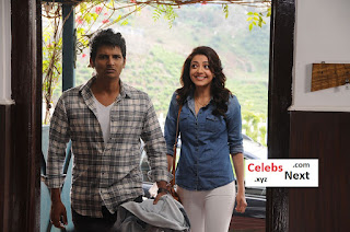 Enthavaraku Ee Prema  – Kajal Agarwal romances Jiva in Movie Enthavaraku Ee Prema