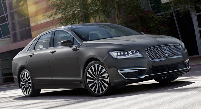 Lincoln, Lincoln MKZ, Prices