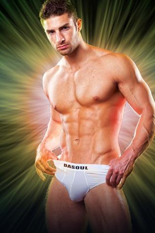 iPhone Wallpapers: iPhone Wallpapers - Sexy Men