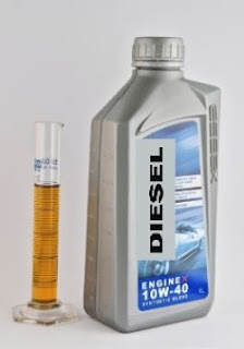 diesel engine oil change intervals