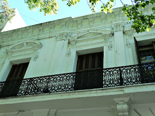 Ex- Confeitaria Colón, Cidade de Mendoza