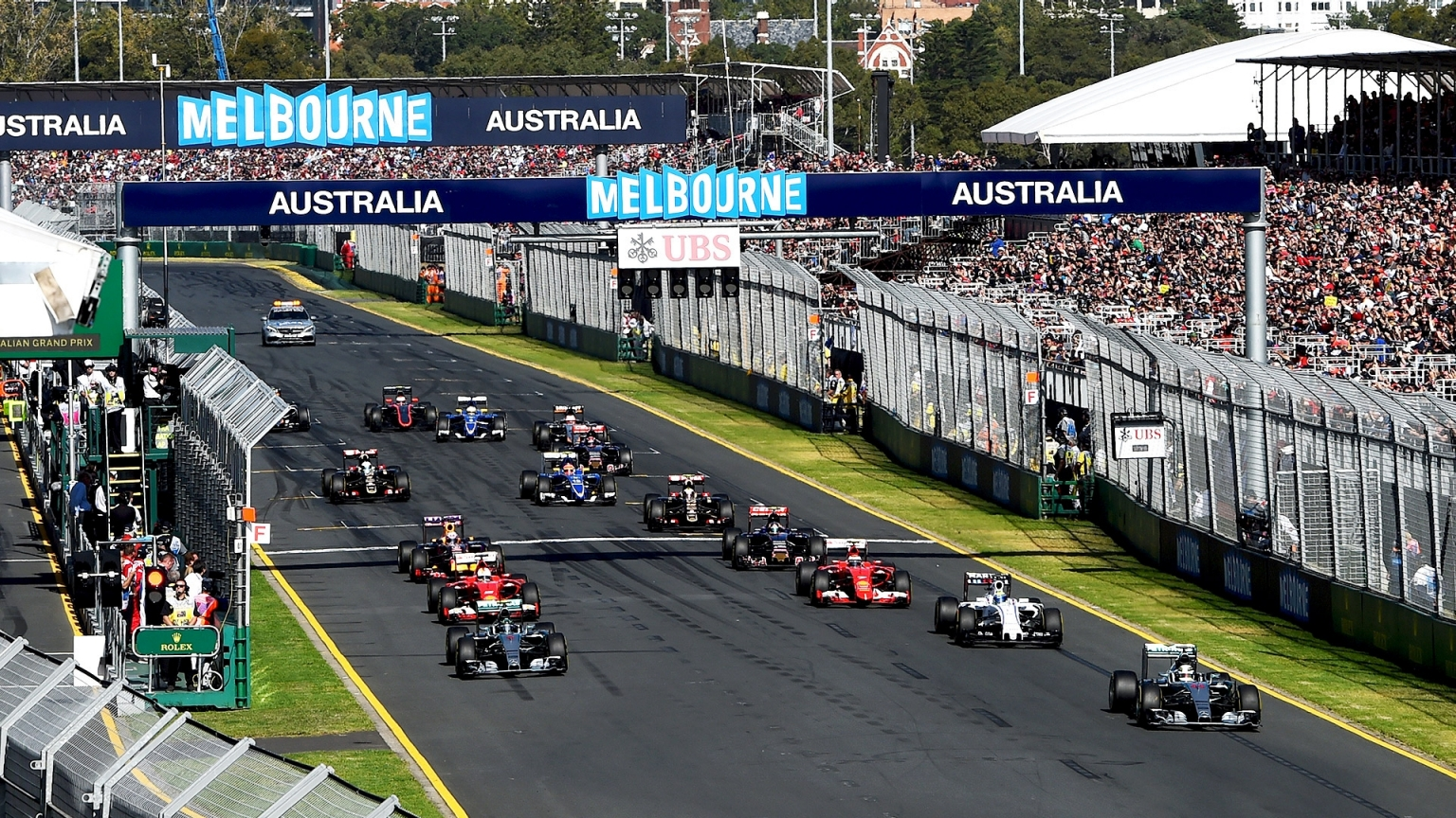 Hasil Kualifikasi Formula 1 Australia 2016  Formula 1
