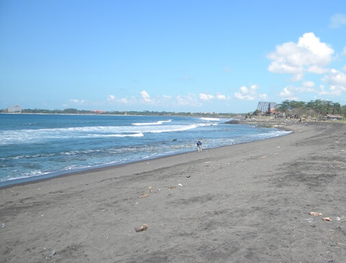 Biaung Beach Bali, Pantai Biaung Bali