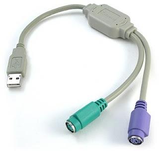 Converter USB to PS/2 by SANDYTACOM