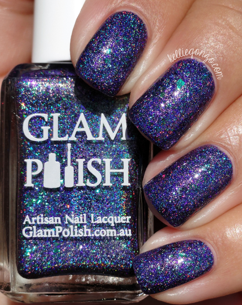 Glam Polish Fright Night