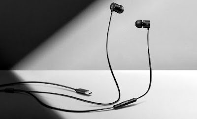 OnePlus Type-C Bullets earphones launched in India for Rs 1490