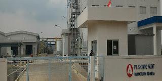 Info Lowongan Kerja SMK Terbaru di PT Shinto Paint Manufacturing Indonesia Cikarang