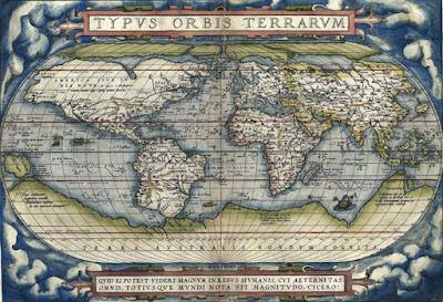 Ο χάρτης - Ένα εργαλείο για τη μελέτη του κόσμου - by https://e-tutor.blogspot.gr
