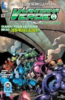 Os Novos 52! Lanterna Verde #19