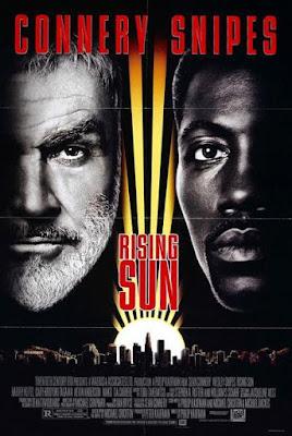 Rising Sun 1993 DVD R1 NTSC Latino