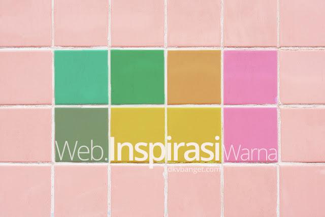 Website Terbaik Mencari Inspirasi Warna