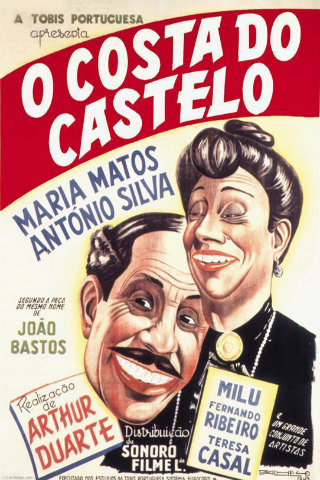 O Costa do Castelo [1943] [DVDR] [PAL] [Subtitulado]