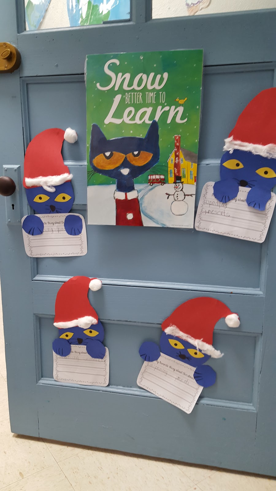 in pete the cat saves christmas pete says christmas is a time to give to others discuss how even the smallest act of kindness can mean so much - Pete The Cat Saves Christmas