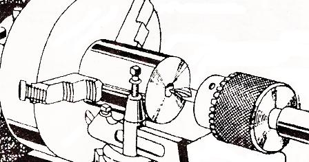 Mechanical Technology: Drilling Operation Lathe