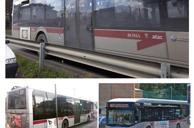 Un esposto per il diritto alla trasparenza nel trasporto pubblico romano