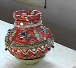Latest Matki Decorations Ideas for Janmashtami