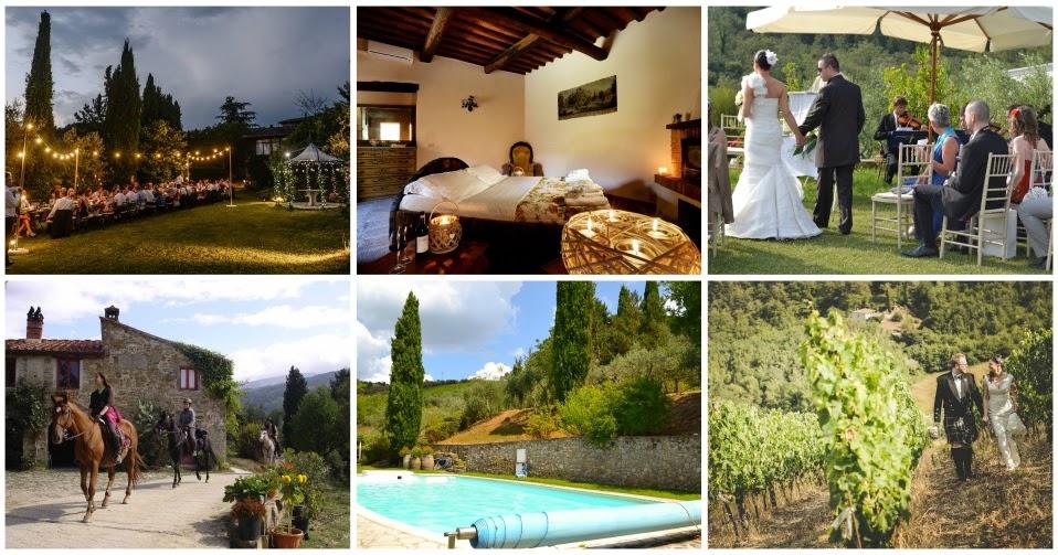 La Toscana meta di destination wedding anche per coppie italiane