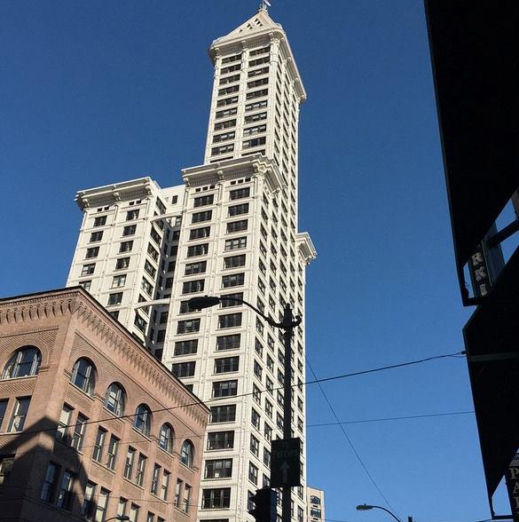 Pioneer Square Seattle