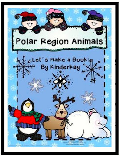 https://www.teacherspayteachers.com/Product/Polar-Region-Animals-Lets-Make-a-Book-137616