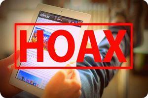 Tips Agar Terhindar dari Berita HOAX Menjelang Pilpers