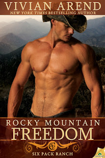 Rocky Mountain Freedom by Vivian Arend