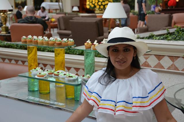 JW Marriott Quito host
