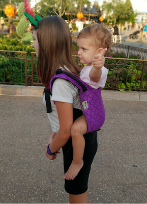 How To Babywear At Walt Disney World In The Summer