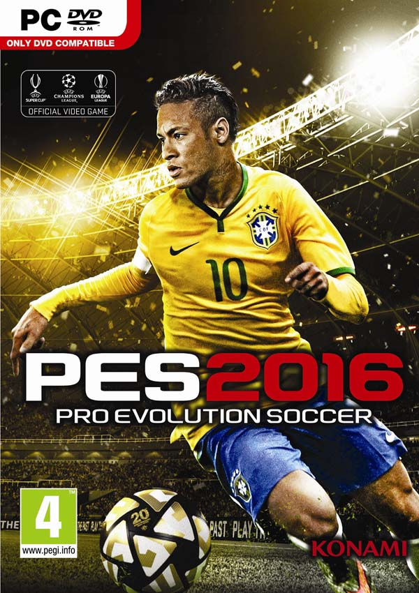 Pro Evolution Soccer 2016 Download Cover Free Game