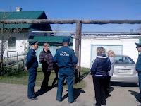 Собрания с жителями ул. Каюкова, по факту пожара