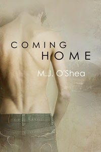 Guest Post: Thoughts About Writing by M.J. O'Shea