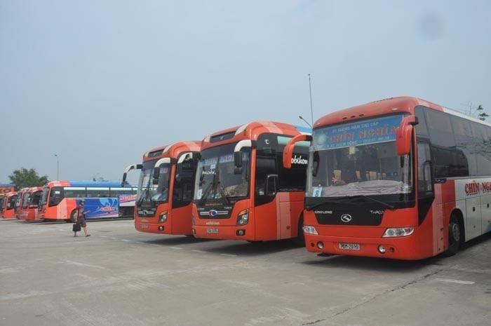 Hệ thống xe du lịch tới Quảng Ngãi