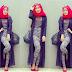 Model Desain Baju Muslim Yang Gaul dan Modern