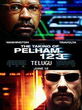 The Taking of Pelham 123 (2009) HDrip (Telugu Dubbed) Movie Watch Online