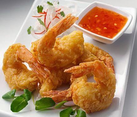 Resep Udang Goreng Crispy