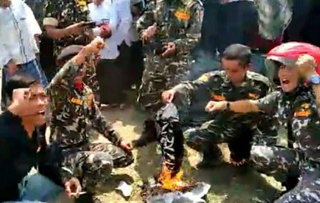 Nasib Banser Bakal Dibikin Kayak Ratna Sarumpaet, Polisi Seret Banyak Pihak