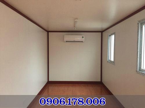 Nội thất container văn phòng 20 feet