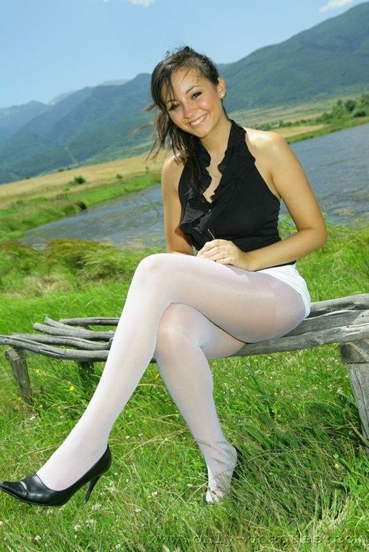 Pantyhose outdoor