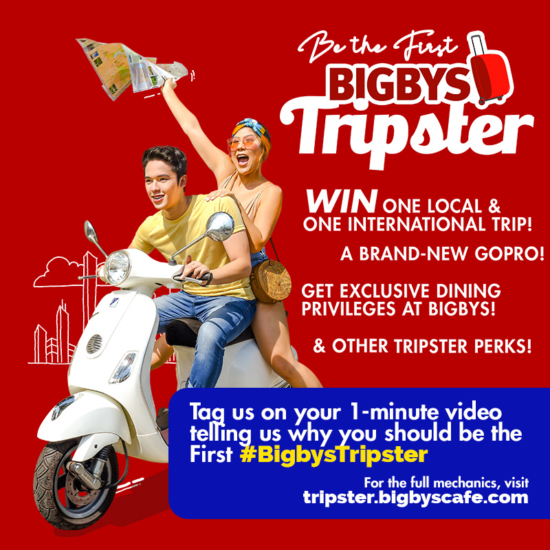 Be the First Bigby's Tripster at Bigby's Café and Restaurant