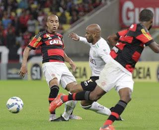 Flamengo vs Figueirense FC en Copa Sudamericana 2016