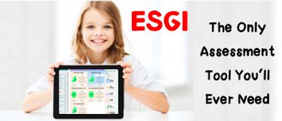 kindergarten assessments with ESGI Free Trial