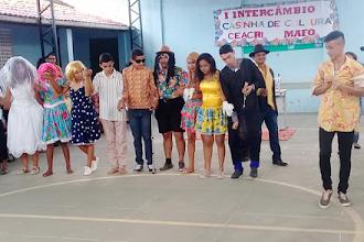 I Intercâmbio entre as casinhas de cultura das ONGs Ceacri e Mafo em Ocara