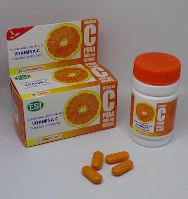 Vitamina C Pura retard