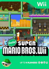 Juegos Para Wii 2018 Mega Wbfs Another Super Mario Bros Wii