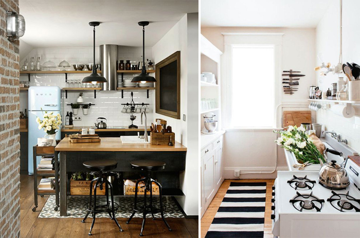 SMALL KITCHEN INSPIRATION | Apartment Number 4 | Award ...